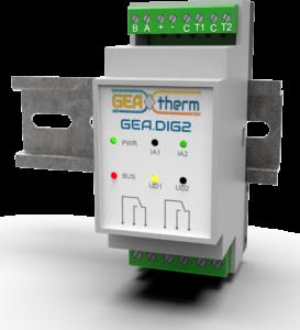 Quante porta lattina WAEG 2 8s//8s AP SCHERMATO 45 gradi Sid tecnica di collegamento